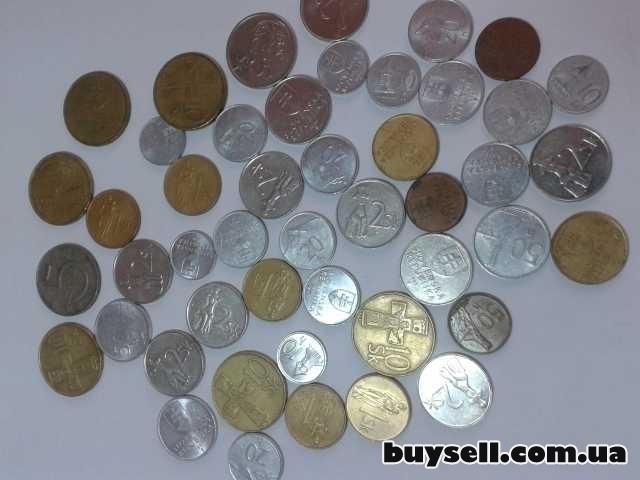 Монеты Словакии 1, 2, 5, 10 крон 1982-98г.
