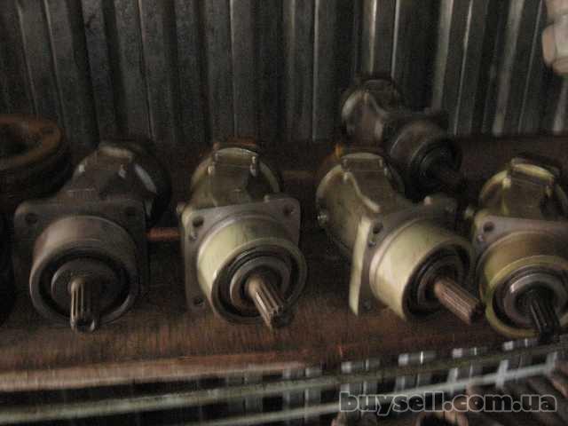 Гидромоторы,  насосы,  распределители,  цилиндры на экскаваторы,  авто изображение 2