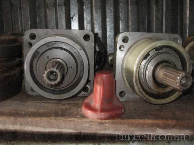 Гидромоторы,  насосы,  распределители,  цилиндры на экскаваторы,  авто изображение 4