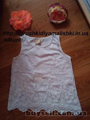 нереальной красоты блузка zara на 4-5 лет