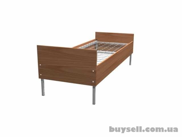Армейские металлические кровати,  двухъярусные кровати для лагерей изображение 2