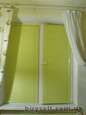 Рулонные шторы.  Вертикальные и горизонтальные жалюзи. изображение 2