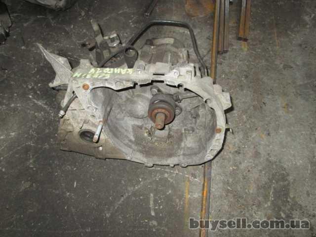 Коробка передач Renault Kangoo 1. 4 бензин 1997-2009 изображение 4