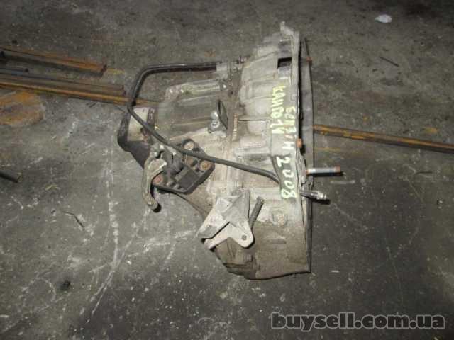 Коробка передач Renault Kangoo 1. 4 бензин 1997-2009 изображение 2