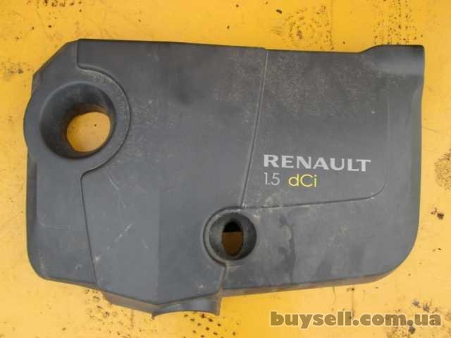 Крышка двигателя Renault Scenic II 1. 5 dci (K9K)  2003-2009
