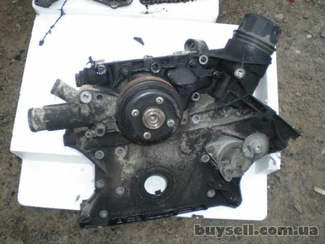 Запчасти двигателя 2. 2 Mercedes Sprinter 315 изображение 2