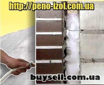 Самый эффективный способ утепления стен (Пеноизол) изображение 2