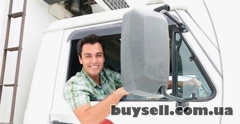 водители с собственным грузовым транспортом
