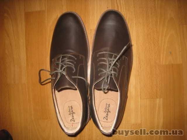 Туфли мужские Antonio Zengara изображение 5