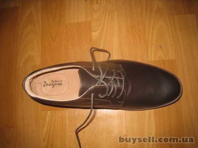 Туфли мужские Antonio Zengara изображение 4