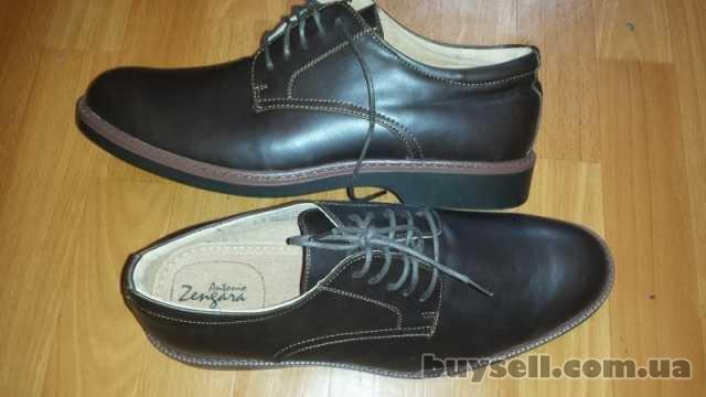 Туфли мужские Antonio Zengara