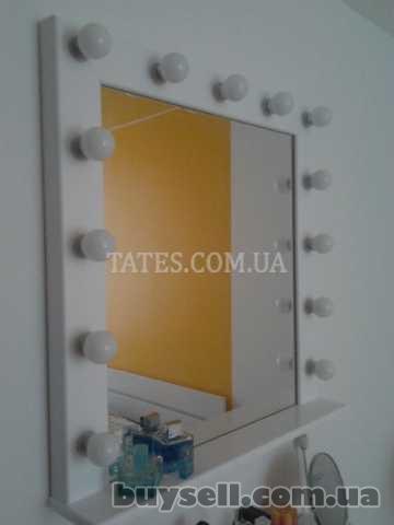 Гриерное зеркало в ванную Опал