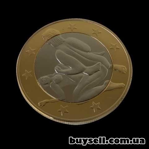 Монета 6 ЕВРО. изображение 4