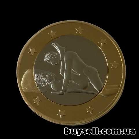 Монета 6 ЕВРО.