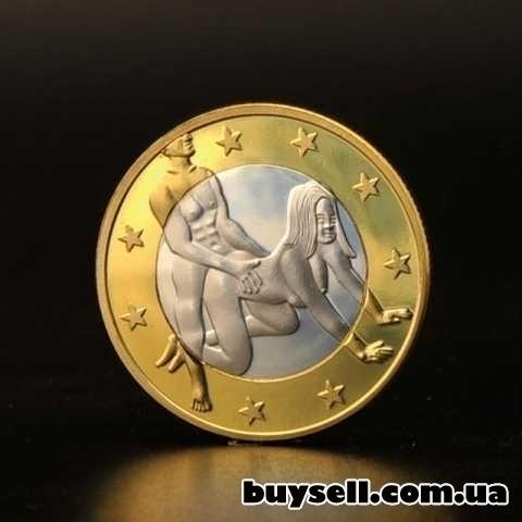 Монета 6 ЕВРО. изображение 3