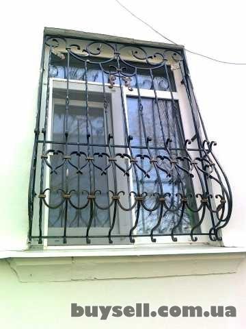 Решетки на окна, двери, балконы в Северодонецке и регионе изображение 3