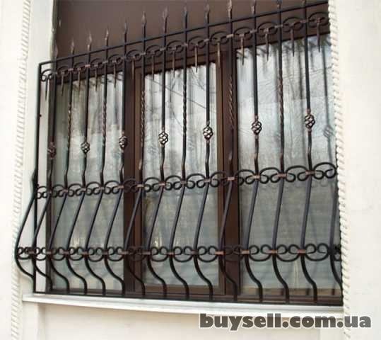 Решетки на окна, двери, балконы в Северодонецке и регионе