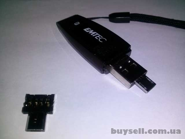 Otg кабель или переходник для планшетов и телефонов изображение 4