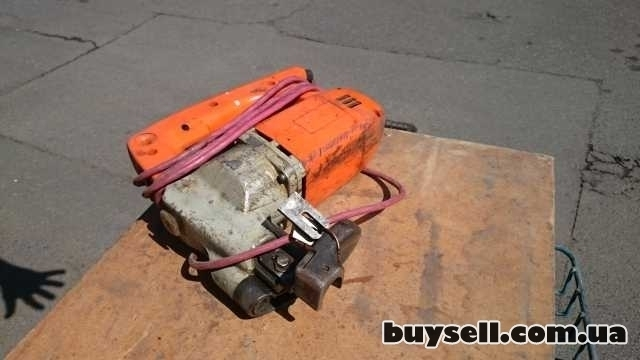 Продам  электроножницы по металу ИЭ-5407 У2 изображение 2