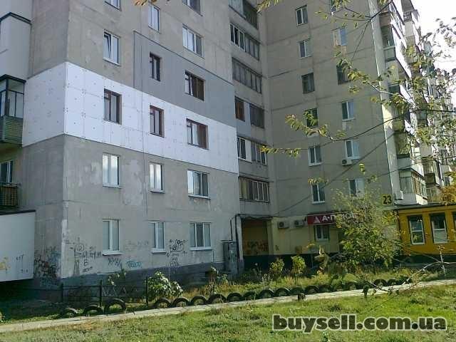 Наружное утепление квартир, домов, коттеджей, офисов.г. Северодонецк изображение 3