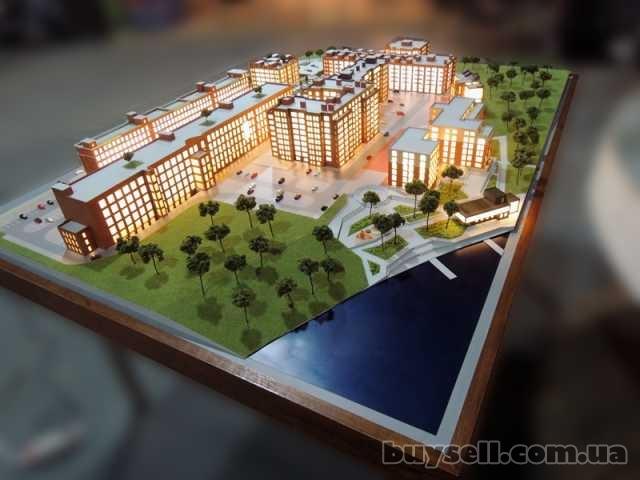 Изготовление архитектурных макетов домов изображение 3