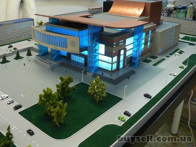 Изготовление архитектурных макетов домов изображение 2