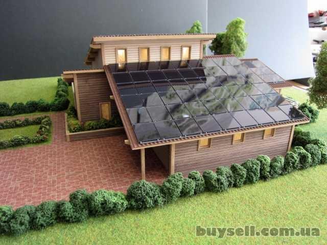 Изготовление архитектурных макетов домов изображение 5