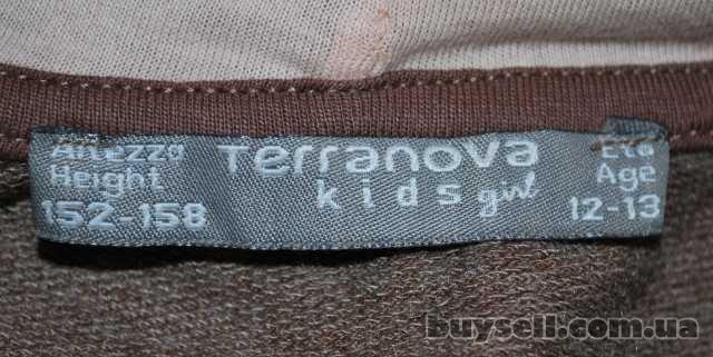 """Продам б/у красивый джемпер с капюшоном ТМ """"Terranova"""" (Итал изображение 4"""