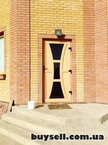 Двери входные и металопластиковые изображение 5