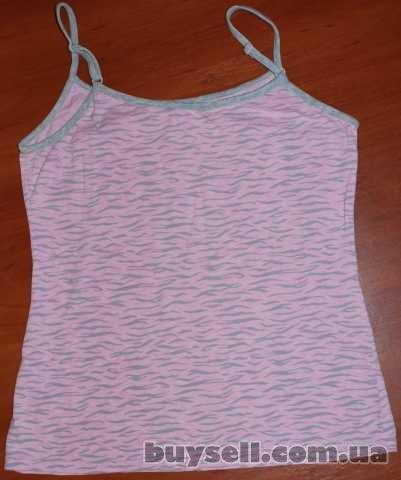 Продам розовую б/у майку ТМ «Yamamay» (Италия)  на девочку