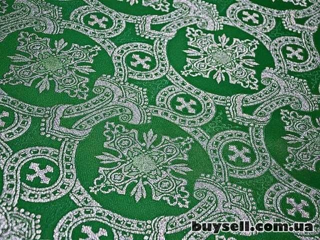 Распродажа церковной ткани - шелк и парча изображение 4