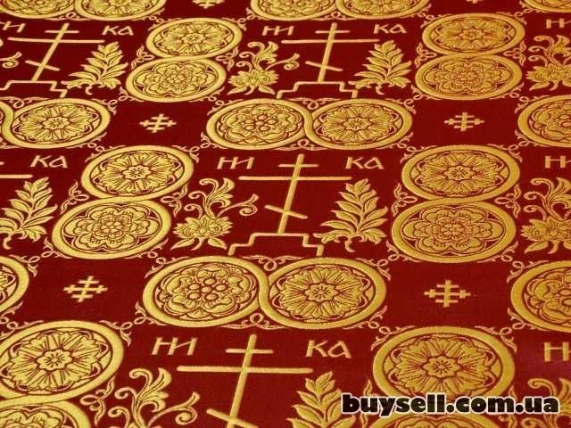 Распродажа церковной ткани - шелк и парча изображение 2