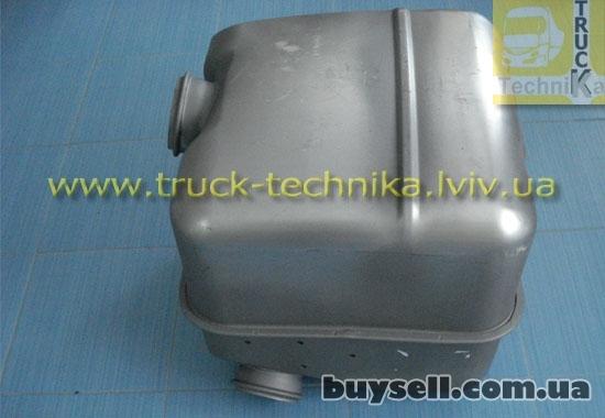 Глушитель выхлопной системы Scania изображение 2