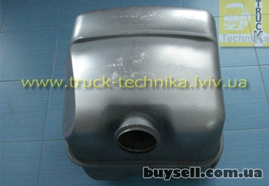 Глушитель выхлопной системы Scania изображение 3