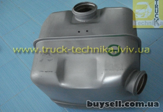 Глушитель выхлопной системы Scania изображение 5
