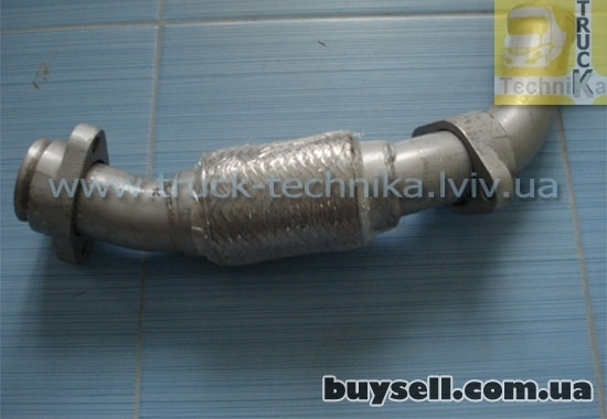 Выхлопная труба Мерседес Actros изображение 2