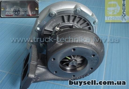 Турбина двигателя турбо компрессор Daf изображение 4