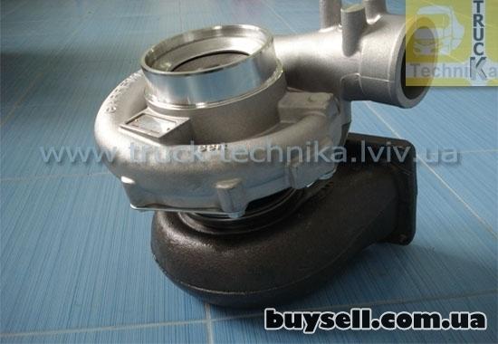 Турбина двигателя турбо компрессор Daf изображение 2