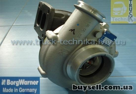 Турбокомпрессор дигателя турбина ман тга изображение 3