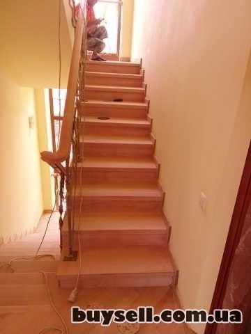 Ремонт реставрация деревянных лестниц Киев изображение 4
