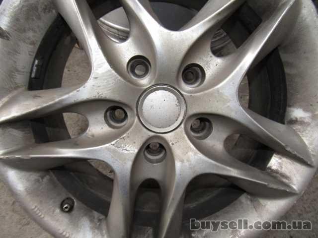 Диск литой R16 Volkswagen T5 2003-2014 (комплект)