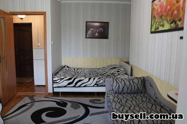 Посуточная аренда 1-но ком квартиры,  15 минут до фонтана ROSHEN изображение 4