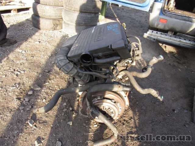 Двигатель Ford Fiesta 1. 3 бензин 2006-2010