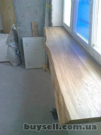 Деревянные подоконники,   столешницы из массива дерева.   Материал: изображение 5