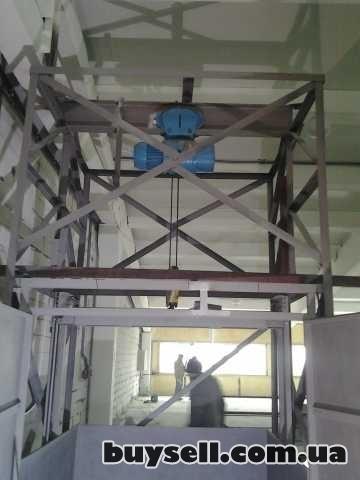 лифт грузовой изображение 2