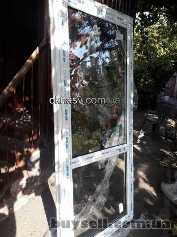 Двери металлопластиковые / пластиковые. изображение 2