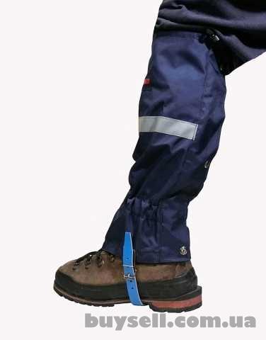 """""""Гамаши"""".  Защита горных ботинок.  На рост 185 см.  Индпошив изображение 2"""