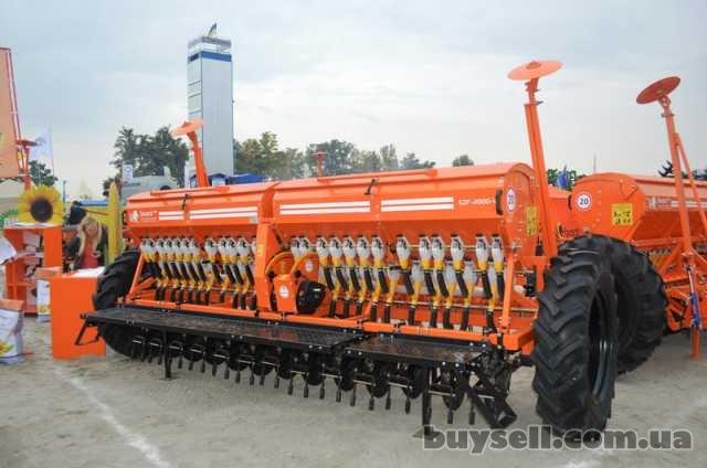 Сеялка зерновая СЗФ-4000-V,  СЗФ-5400-V,  СЗФ-6000-V (Вариаторная)
