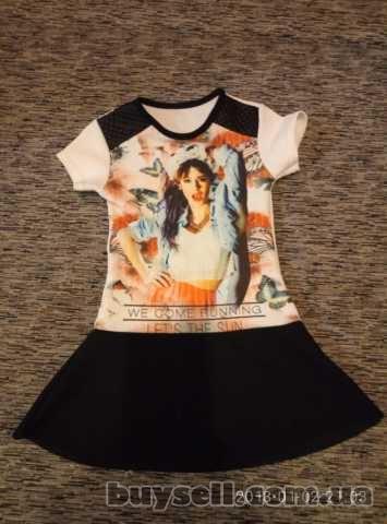 супер классное платье Франция для принцессы на 4 года. изображение 2
