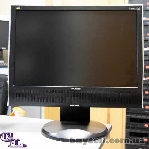 "ViewSonic VG1930wm 19"" 1440x900 / TFT TN / DVI,  VGA / 300 кд/м² изображение 4"